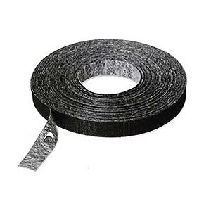 Ripwrap Perforated 8in. 45PC. Roll G-P8-045-BLACK - Rip Tie
