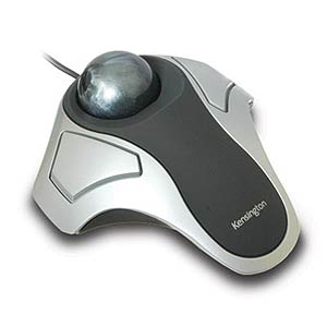 Orbit Optical Trackball, USB Wired 64327 - Kensington