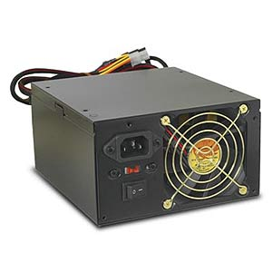 430W Dual Fan ATX Power Supply W0070RUC - Thermaltake