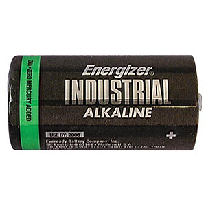 Industrial C Battery, Alkaline, 12 Pack EN93 - Energizer