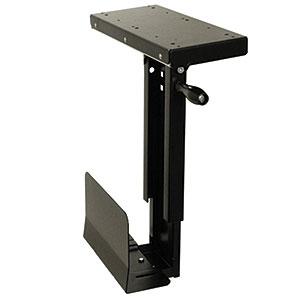 Cpu Holder Under Desk Mount Small Zt1080151 Ziotek
