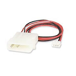 3-pin To Molex Adapter ZT1480021 - Ziotek