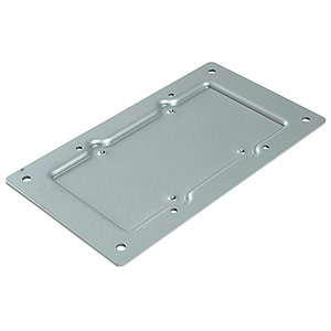 LCD VESA Mount Adapter Plate, 100mm X 200mm ZT1110364 - Ziotek