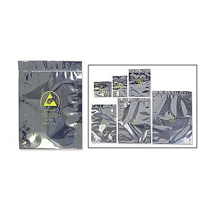 Antistatic Bags Resealable 4x6 25 Pack ZT1160225 - Ziotek