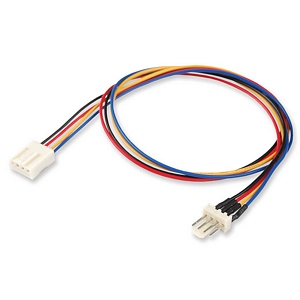 PWM Fan 4 Pin Extension Cable, 15in. M To F - Universal