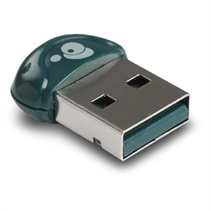 Bluetooth 4.0 USB Micro Adapter, Green GBU521 - IOGEAR