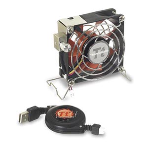 Desktop USB Cooling Fan A1888 - Thermaltake