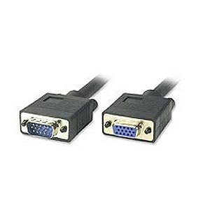 25ft. VGA HD15 Cable Male To Female Low Loss ZT1282250 - Ziotek