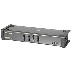 4 Port Dual View USB KVMP Switch GCS1744 - IOGEAR