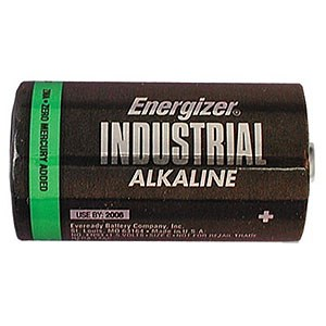 Industrial D Battery, Alkaline 12 Pack EN95 - Energizer