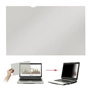 Notebook / Laptop Privacy Filter Fits 15.4in. Wide Screen PF15.4W - 3M