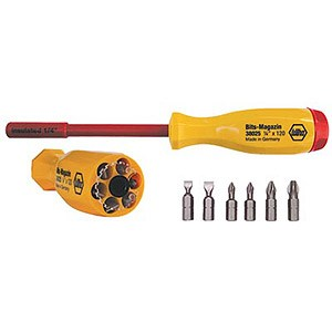 6-in-1 Insulated Screwdriver Set 38007 - Wiha Tools