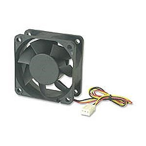 60mm X 25mm With 3-Pin FAN-6625-B-3T - Alpha Omega