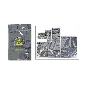 Antistatic Bags Resealable 3x5 25 Pack ZT1160233 - Ziotek
