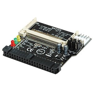 IDE To Compact Flash Adapter SD-CF-IDE-DI - SYBA