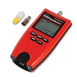 VDV MapMaster Voice/Data/Video Cable Tester T119C - Platinum Tools