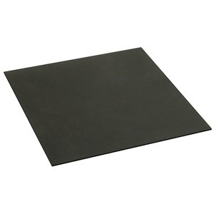 Large Non-Conductive Neoprene Rubber Mat, 12in X 13in NEOPRENELG - HighSpeed PC