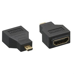 HDMI Female To Micro HDMI (Type D) Male Adapter - Universal