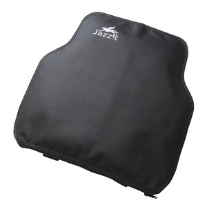 Jazz Rx Back Cushion, Adjustable, Black JR-05-8A-01 - BodyRyzm
